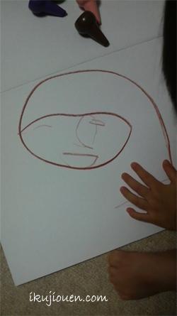 おえかき顔描く育児をたのしむIDEA